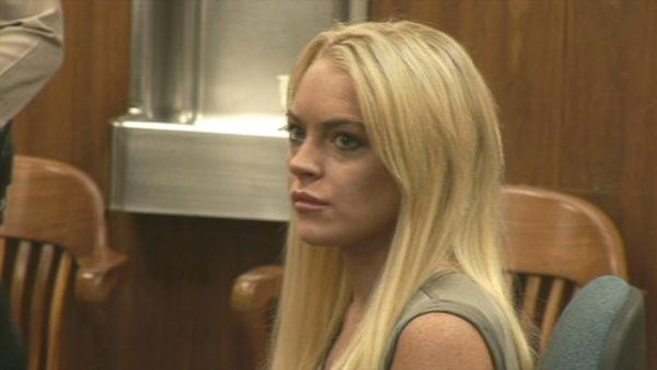 Lindsay Lohan is seen in court on Tuesday, July 20, 2010. She was released from rehab after spending 23 days of her 90-day requirement. An L.A. judge has ordered Lohan to undergo a rigorous outpatient rehab program that will require frequent counseling.