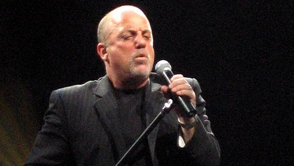 Billy Joel performs at the Air Canada Centre in Toronto, Canada on April 20, 2007. - Provided courtesy of Photo credit: Flickr user Exettra Inc (Sam)