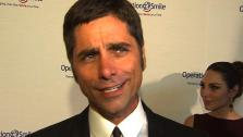 John Stamos speaks to OnTheRedCarpet.com in Los Angeles in September 2010. - Provided courtesy of OTRC