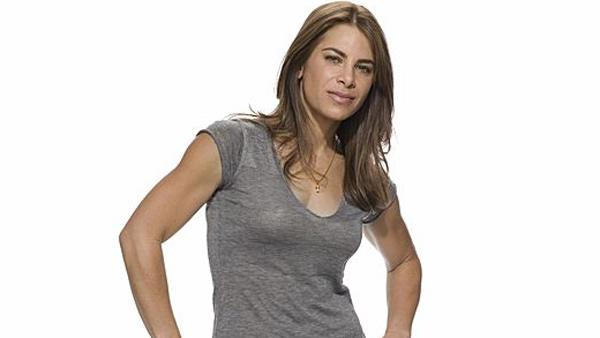 Jillian Michaels in a promotional photo for The Biggest Loser. - Provided courtesy of NBC