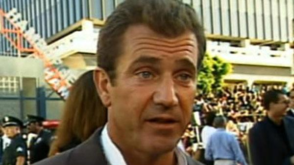 Mel Gibson speaks to KABC, OnTheRedCarpet.coms parent company, in 2009. - Provided courtesy of KABC