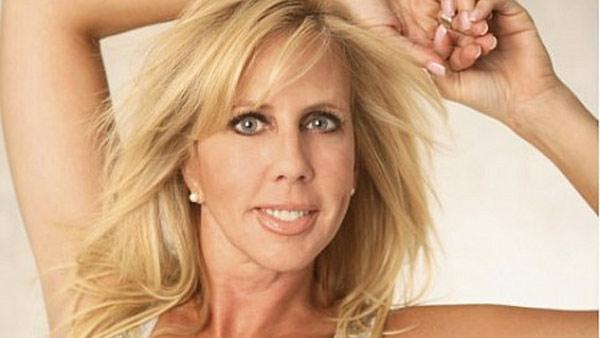 vicki gunvalson new boyfriend. Vicki Gunvalson appears in an