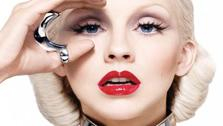 A picture of Christina Aguilera on her album Bionic. - Provided courtesy of christinaaguilera.com