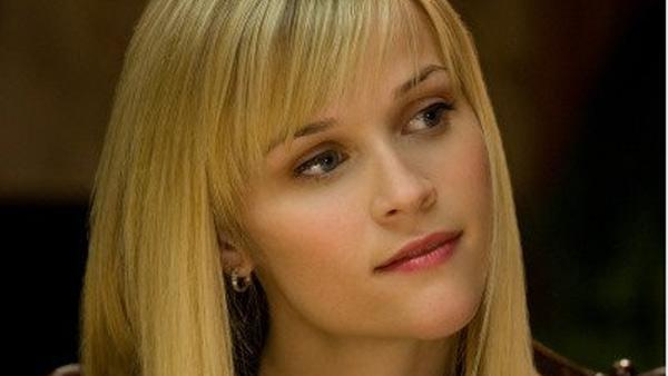 Reese Witherspoon in a still from the movie Four Christmases. - Provided courtesy of New Line Cinema
