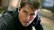 Tom Cruise in a scene from Mission Impossible 3. - Provided courtesy of Paramount Pictures