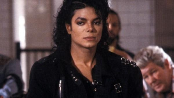 Michael Jackson appears in a scene from the 1987 music video Bad. - Provided courtesy of Sony Digital