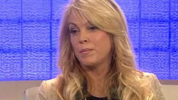 Dina Lohan speaks to The Today Show on Nov. 8, 2010. - Provided courtesy of NBC