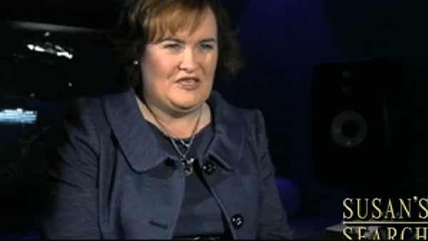 Susan Boyle, who became a YouTube sensation after a Britains Got Talent audition, is launching a talent competition. - Provided courtesy of Photo courtesy of YouTube / Susan Boyle