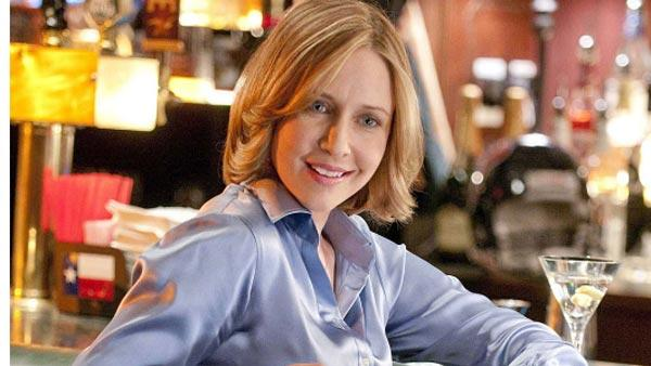 Vera Farmiga appears in a scene from the movie Up in the Air. - Provided courtesy of Paramount Pictures