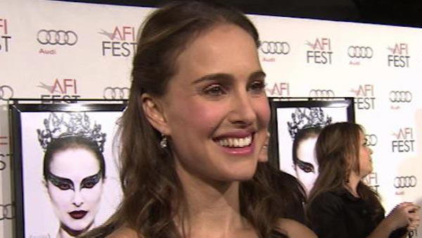 Natalie Portman: 'Black Swan' fulfilled dream