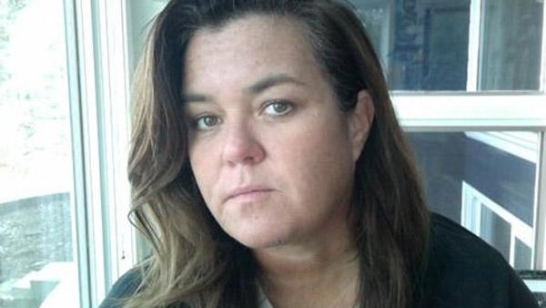 Rosie ODonnell appears in an undated photo posted on her website. - Provided courtesy of rosie.com