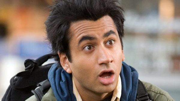 Kal Penn appears in a scene from the 2008 film, Harold and Kumar Escape from Guantanamo Bay. - Provided courtesy of New Line Cinema