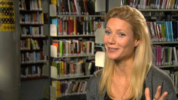 Gwyneth Paltrow 'enjoyed' the cast of 'Glee'