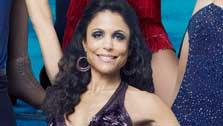 Promotional photo of Bethenny Frankel from Skating With the Stars - Provided courtesy of ABC