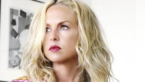 (Pictured: Rachel Zoe appears in an undated 2010 photo on her Twitter account.)