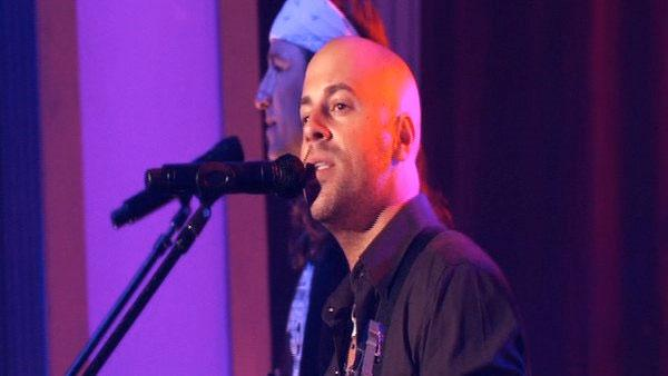 Chris Daughtry performs on Dancing With the Stars season 11 premiere. - Provided courtesy of KABC