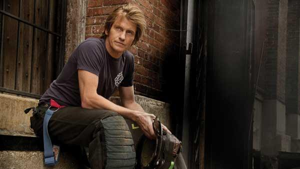 Denis Leary in a promotional still for Rescue Me - Provided courtesy of FX