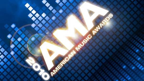 The 2010 American Music Awards will air on ABC on Sunday, November 21 at 8 p.m. ET from the Nokia Theatre in Los Angeles. - Provided courtesy of KABC