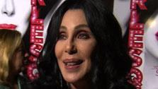 Cher speaks to OnTheRedCarpet.com at the November 2010 premiere of Burlesque - Provided courtesy of KABC