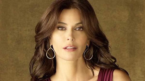 Teri Hatcher appears in a promotional photo for ABCs Desperate Housewives. - Provided courtesy of ABC