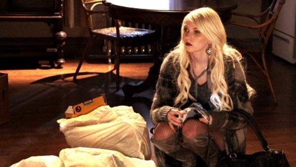 Taylor Momsen appears on Gossip Girl in November 2010. - Provided courtesy of Giovanni Rufino / The CW