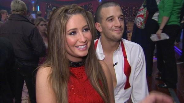 Bristol Palin talks after Dancing With the Stars 11th season finale. - Provided courtesy of KABC