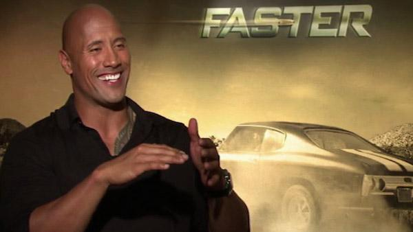 Dwayne Johnson talks 'Fast and the Furious 5'