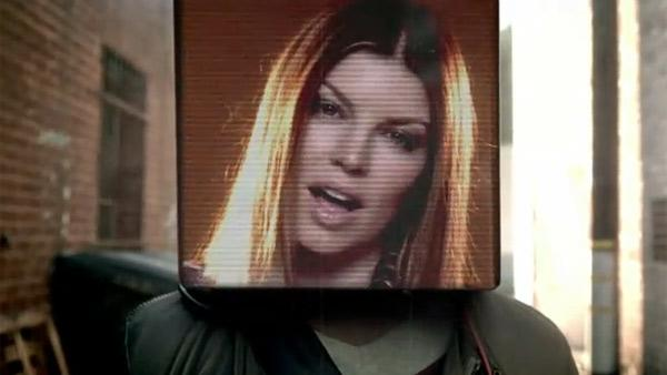 Fergie from the Black Eyed Peas appears in the the groups music video for the single The Time (Dirty Bit). - Provided courtesy of TBS