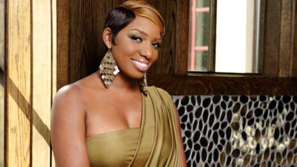 NeNe Leakes in a promotional still from The Real Housewives of Atlanta. - Provided courtesy of Quantrell Colbert/Bravo