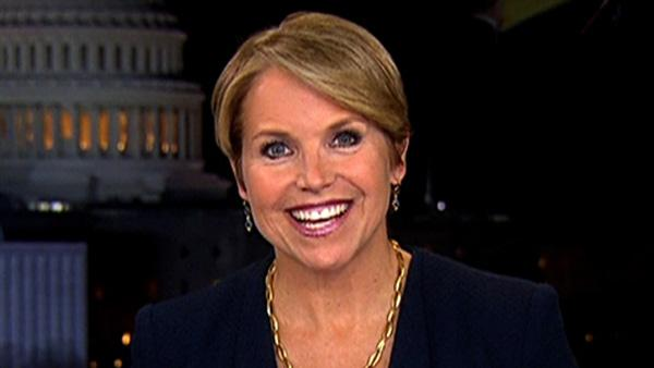 Katie Couric appears in a promotional photo for the CBS Evening News. - Provided courtesy of CBS