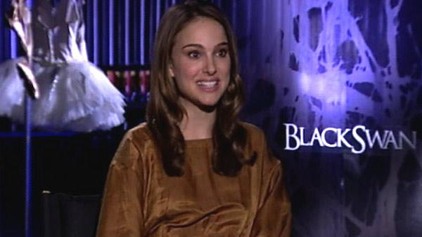 Natalie Portman: 'Black Swan' 'hard' for mom