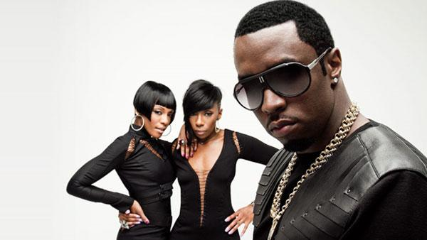 A promotional still of the band Diddy-Dirty Money featuring band memebers Sean Diddy Combs, Dawn Richard and  Kalenna Harper. - Provided courtesy of Bad Boy Records