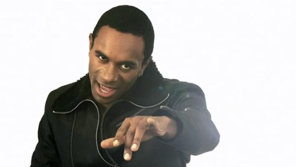 Fab Morvan of pop group Milli Vanilli appears in the music video Twisted for new group SMFM in 2010. - Provided courtesy of myspace.com/video/fabmorvan