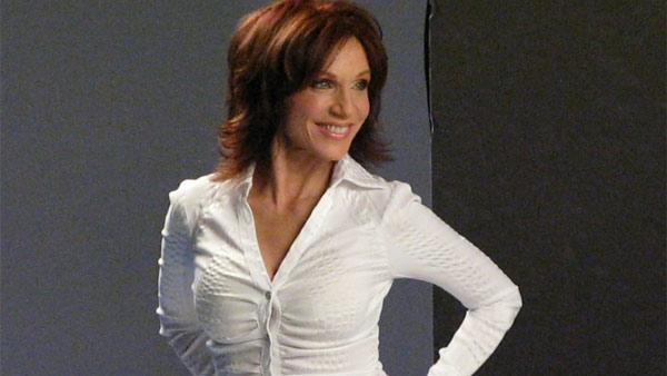Marilu Henner appears in a 2010 photo posted on her website. - Provided courtesy of marilu.com