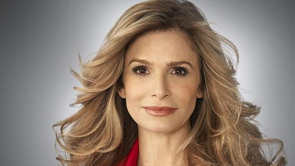 Kyra Sedgwick appears in a 2010 promotional photo for the TNT series The Closer. - Provided courtesy of TNT