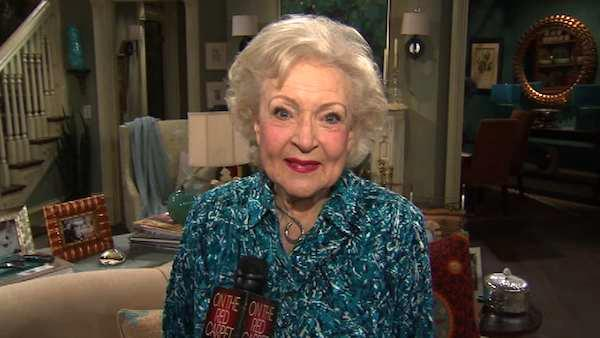 Betty White dishes on whats next for her Hot in Cleveland character and which guest stars are lined up. - Provided courtesy of OTRC