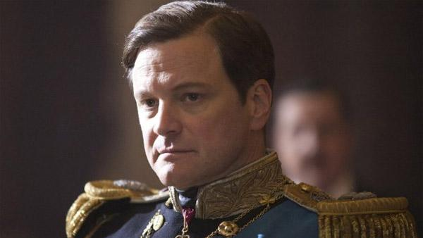 Colin Firth appears in a scene from the 2010 movie The Kings Speech. - Provided courtesy of See Saw Films / Weinstein Company