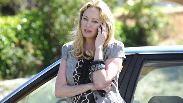 Virginia Madsen appears in a scene from the 2010 ABC series Scoundrels - Provided courtesy of ABC
