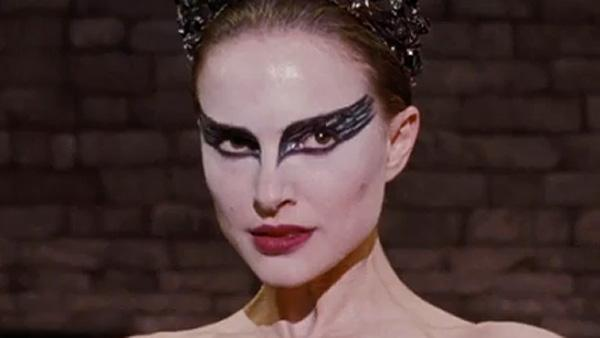 Pictured: Natalie Portman in a scene from 'Black Swan'.