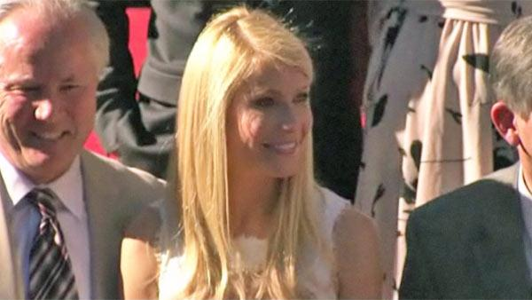 Gwyneth Paltrow receives Hollywood star