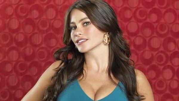 Sofia Vergara appears in an undated 2010 promotional photo for the ABC comedy series 'Modern Family'.