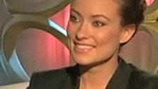 Olivia Wilde talks to OnTheRedCarpet.com about her new film Tron: Legacy - Provided courtesy of OTRC