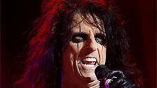 Alice Cooper performs at the Azkena Rock festival in Vitoria, Spain on May 24, 2009 - Provided courtesy of flickr.com/photos/denaflows