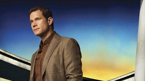 Dylan Walsh appears in a 2007 promotional photo for the show 'Nip/Tuck'.
