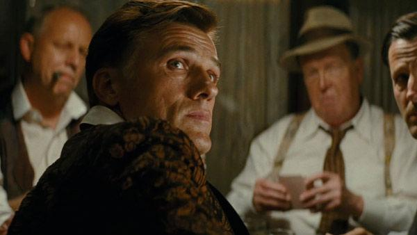 Christoph Waltz, who plays 'August,' in a scene from the 2011 film, 'Water for Elephants.'