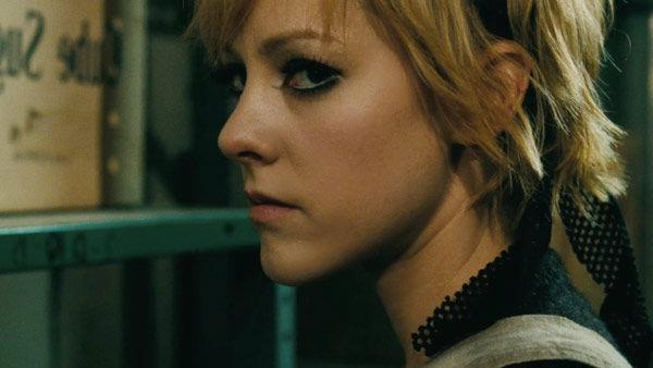 Jena Malone as 'Rocket' in a scene from the 2011 film, 'Sucker Punch'.
