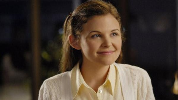 Ginnifer Goodwin appears in a scene from the HBO series Big Love. - Provided courtesy of HBO