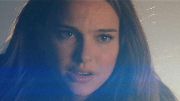 Natalie Portman as 'Jane Foster' in a scene from the 2011  film, 'Thor'.