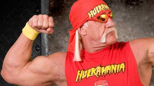 Hulk Hogan appears in an undated 2010 photo posted on his website. - Provided courtesy of hulkhogan.com