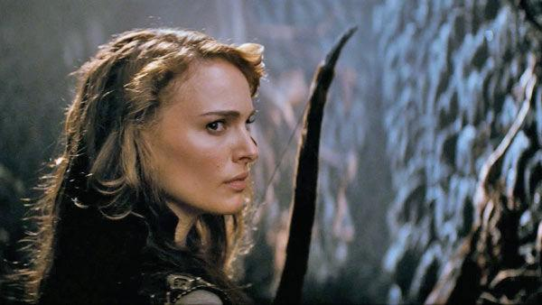 Natalie Portman as 'Isabel' in a scene from the